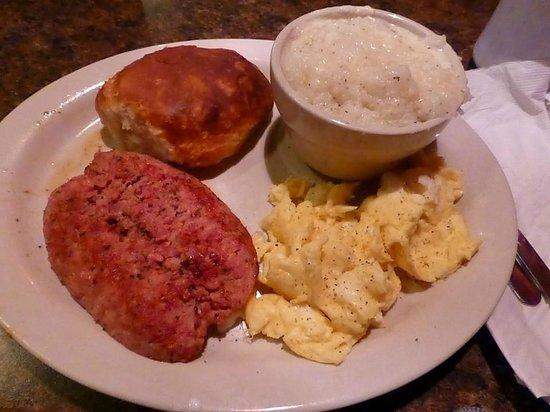 Daisy Dukes Express : Alligator sausage.... yummy!!!!