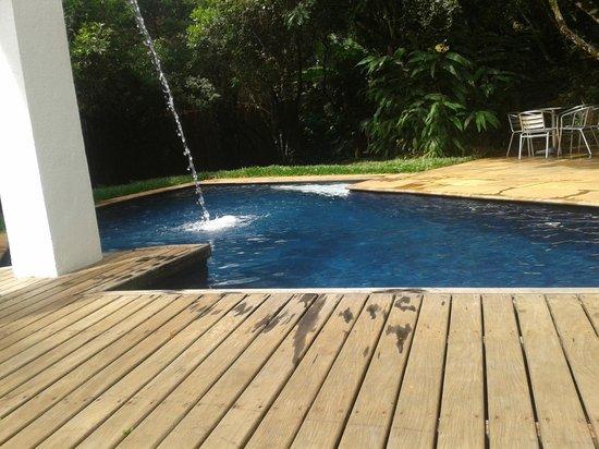 Pousada das Aguas Claras : Pool