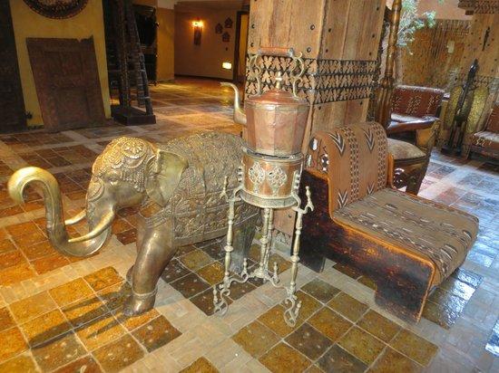 Hotel Xaluca Dades : lobby