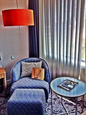 Hilton Rotterdam: Executive room