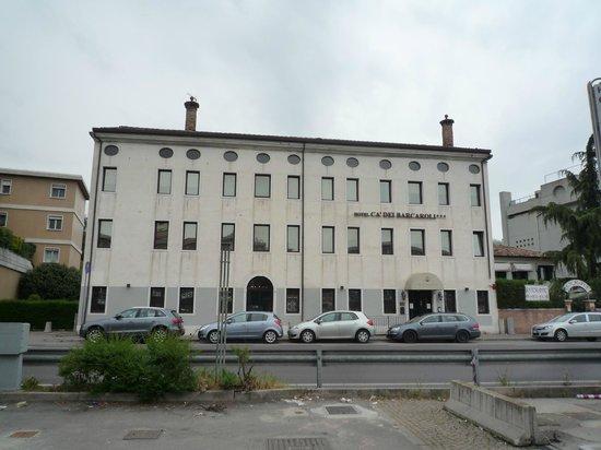 Hotel Ca'dei Barcaroli: The Hotel