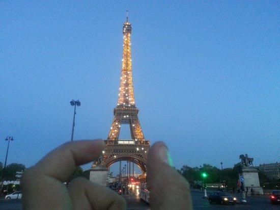 Paris Trip : eiflturm