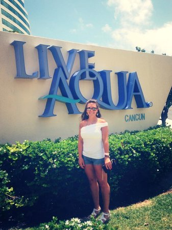 Live Aqua Beach Resort Cancun: live