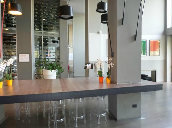 Art Hotel Olympic: Bar