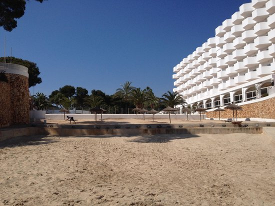 Aparthotel Ses Cases d'Or: Cala egos beach