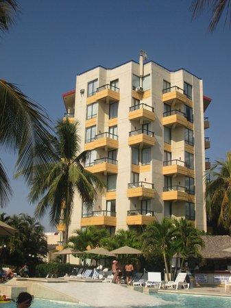 Hotel Fontan Ixtapa : hotel