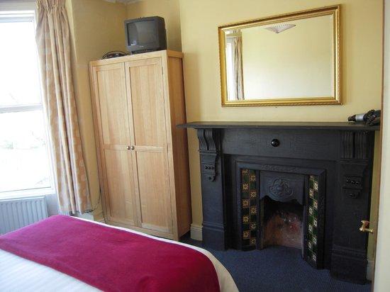 ABC House: camera da letto