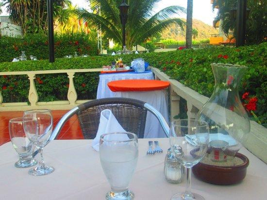 Hotel Fontan Ixtapa : a la carte