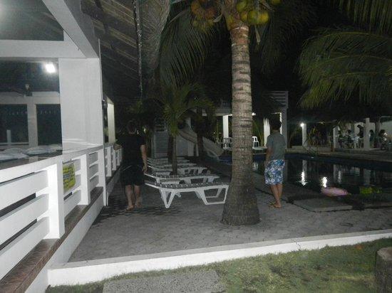 Bonito Beach Resort : Pool Area