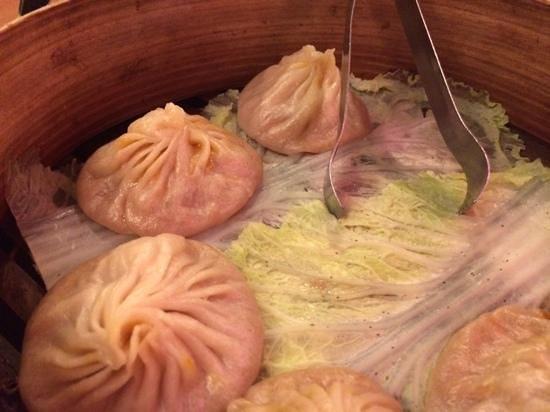 Joe's Shanghai: ravioli al vapore