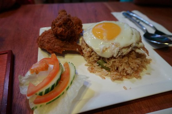 Lat's place: Fried Rice