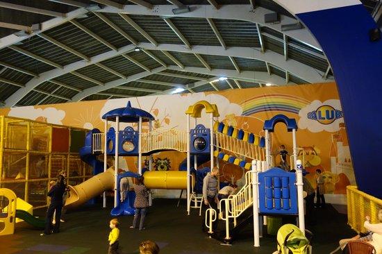 Piscine photo de sunparks de haan aan zee de haan for Piscine sunpark