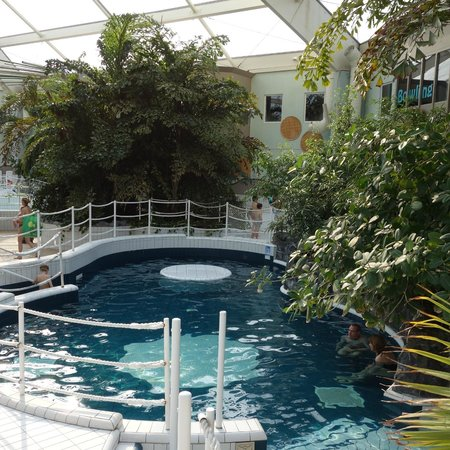 Toboggan vert photo de sunparks de haan aan zee de haan for Sunpark piscine oostduinkerke
