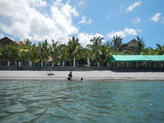 Bonito Beach Resort : Beachfront