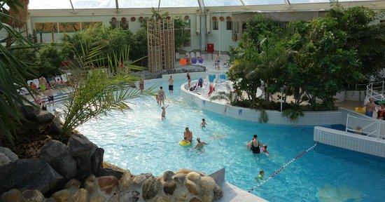 Piscine exterieure photo de sunparks de haan aan zee de for Sunpark piscine oostduinkerke