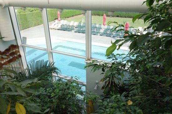 Piscine exterieure photo de sunparks de haan aan zee de for Piscine sunpark