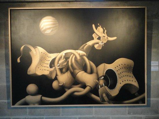 Museo de Artes Plasticas Eduardo Sivori