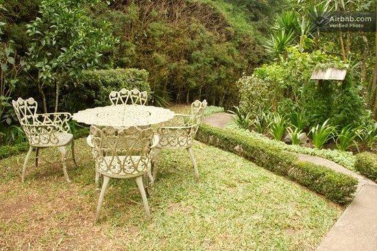 Casa de Familia : Garden