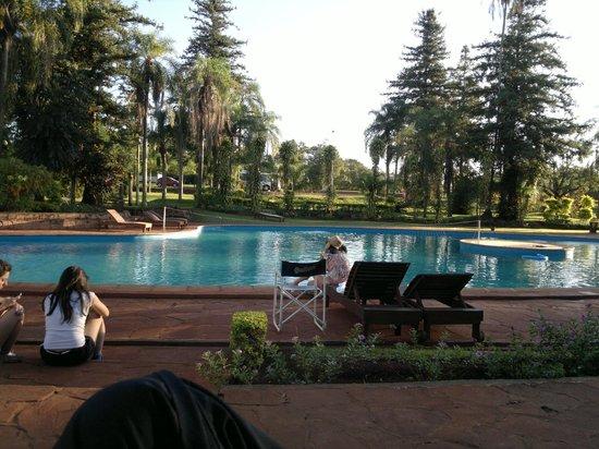 Hostel Inn Iguazu: pileta