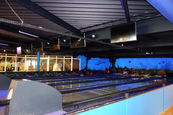 Sunparks De Haan Aan Zee: bowling