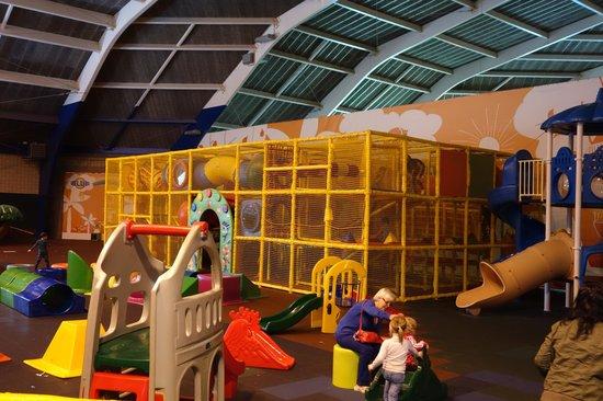 Sunparks De Haan Aan Zee: espace jeu