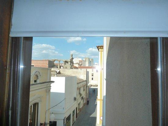 Adealba Hotel: Vista desde la bañera de hidromasaje