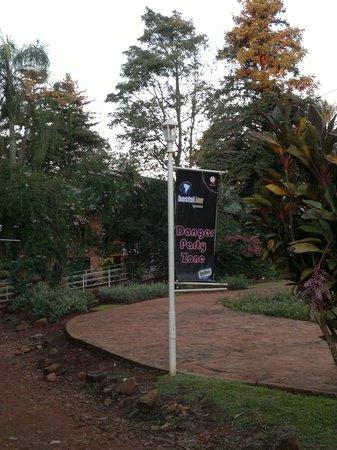 Hostel Inn Iguazu: entrada