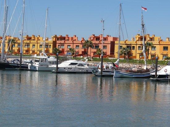 Turim Estrela do Vau Hotel: marina of portimao