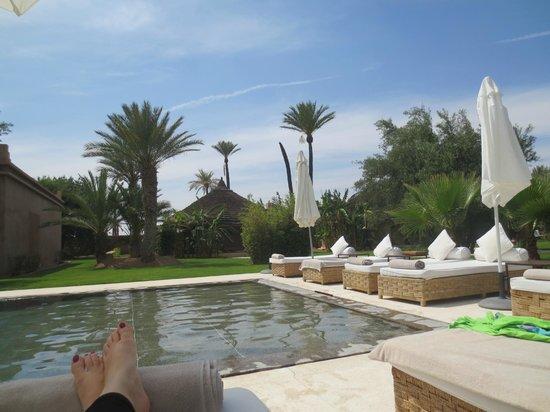 Hotel Les Cinq Djellabas : gorgeous....