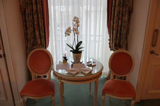 The Ritz London: Orchid in the Room