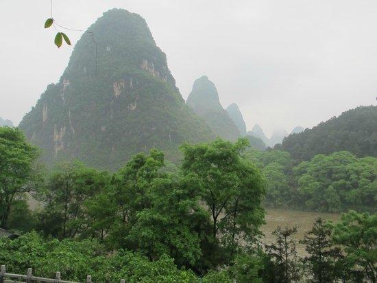 Li River Resort : View from Room