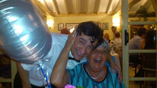 Restaurante Valparaiso : Happy and enteraining personal