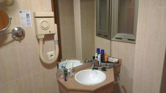H·TOP Royal Star & SPA : bathroom