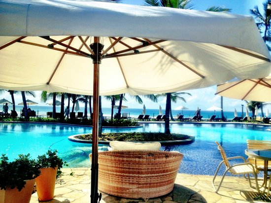 Nannai Resort & Spa: Piscina.