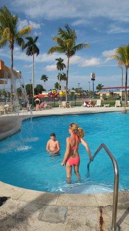 Fairway Inn Florida City : Pool