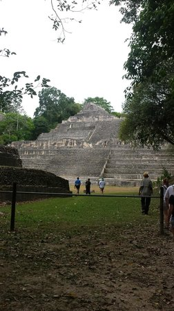 Belize Jungle Dome: Cara Col