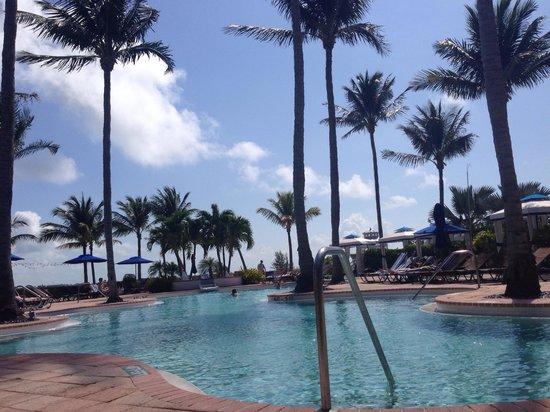 Hawks Cay Resort : Adult pool