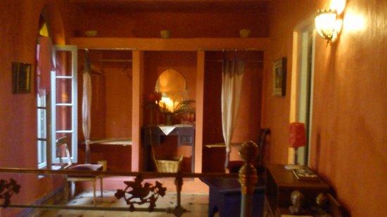 La Maison Haute : Mi habitación durante 4 días en la Maison d'Haute