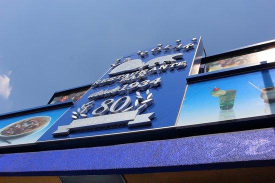 El famoso restaurante La Polar