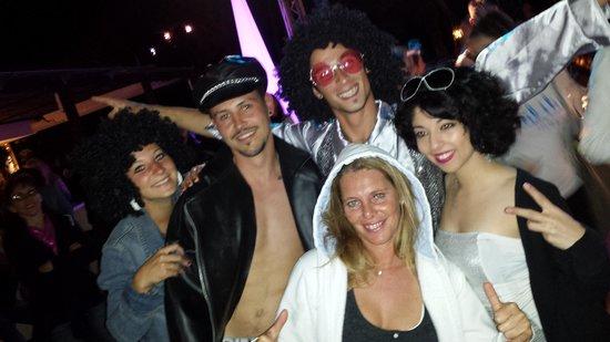 Club Med Gregolimano: soirée disco