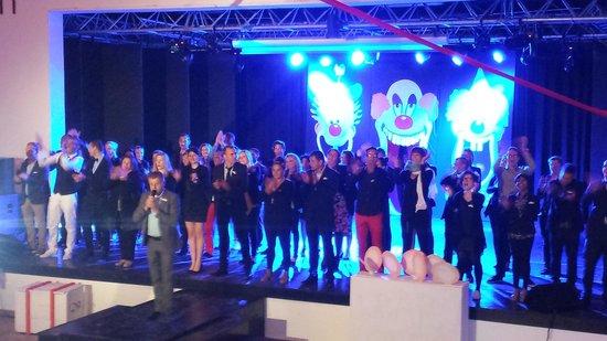 Club Med Gregolimano: les G.O