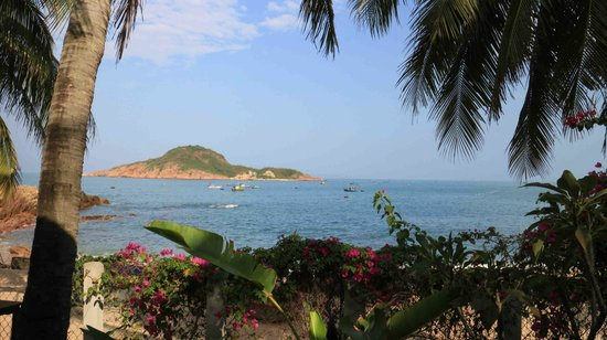 Haven Vietnam: View from the verandha