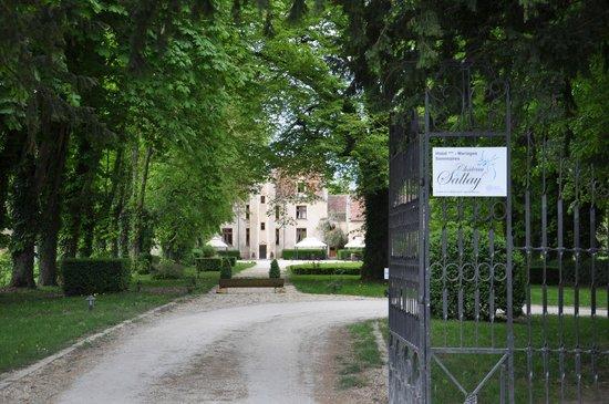 Hotel Chateau le Sallay : Le chateau de Sallay