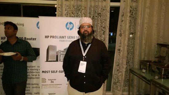 Novotel Bengaluru Techpark: HP ATC Summit @ Novotel