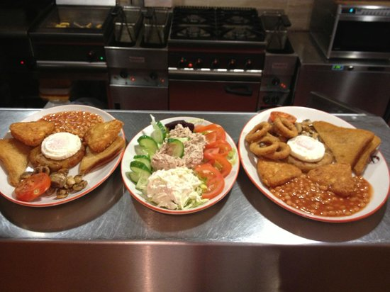 Poppins portswood: Again serving our loyal customers