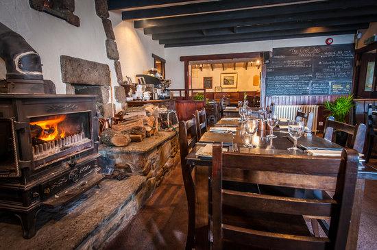 The Creel Inn: Lounge