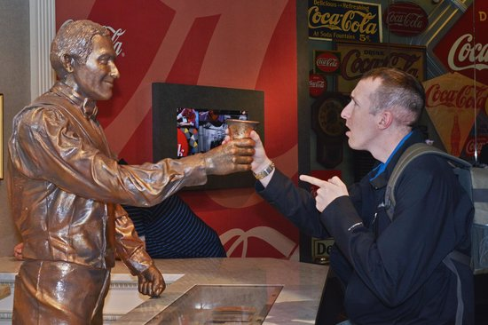 World of Coca-Cola : World of Coca Cola Museum