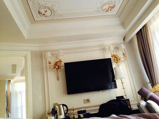 Rixos Pera Istanbul: Room