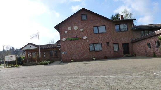 Hotel Bockelmann: Fra inngangen