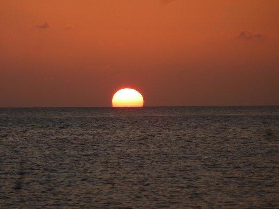 Secrets Aura Cozumel: Beautiful Sunsets